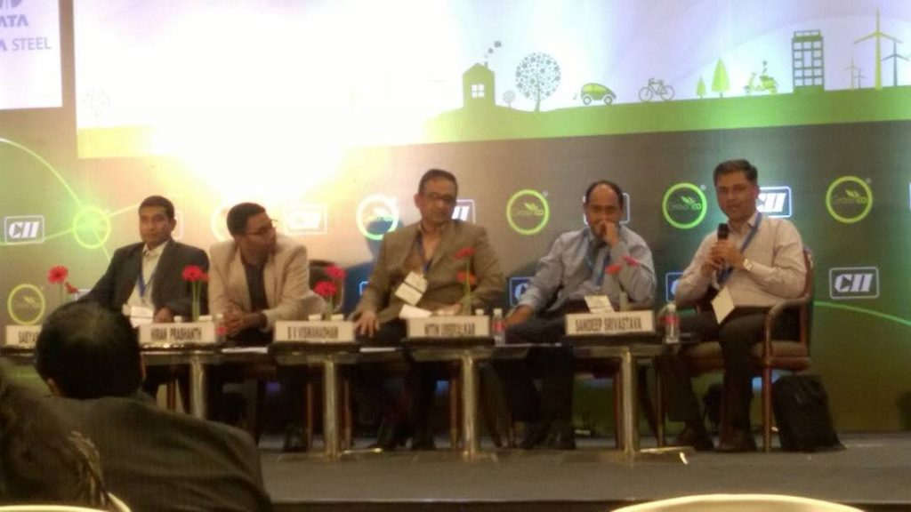 Greenco Summit, 2017