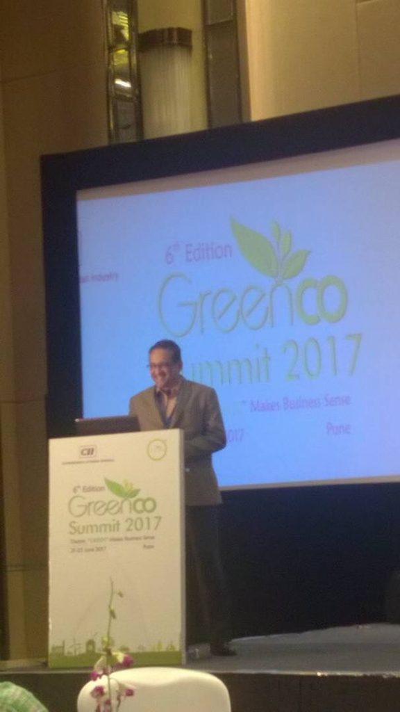 Greenco Summit, 2017